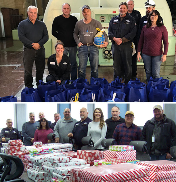 Danskammer Energy providing community support during Thanksgiving and other holidays
