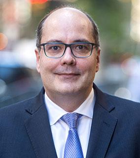 Thomas Gray Chief Financial Officer for Danskammer Energy